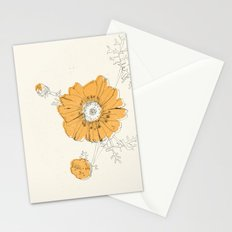 Orange Eden Stationery Cards
