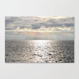 Open Seas Canvas Print