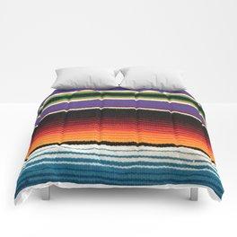 MEXICAN SERAPE Comforters
