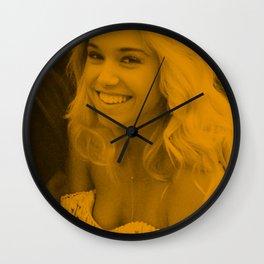 Gabrielle Epstein Wall Clock