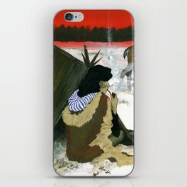 Inuit Mythology: Chapter 1, part 3 iPhone Skin