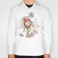 projectrocket Hoodies featuring I too will Blossom by Randy C