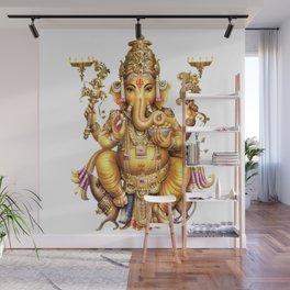 Ganesha - Hindu Wall Mural