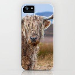 Moo? iPhone Case