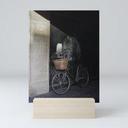 Ride In the Shadows Mini Art Print