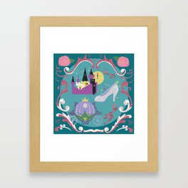 A Fairy Tale With A Happy Ending Framed Art Print