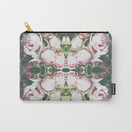 My Vintage Rose Carry-All Pouch