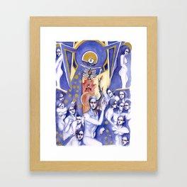 Faust Framed Art Print