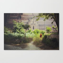 Asia 14 Canvas Print