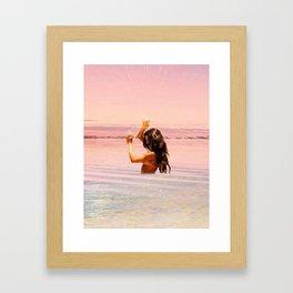 Spirit Weaver Framed Art Print
