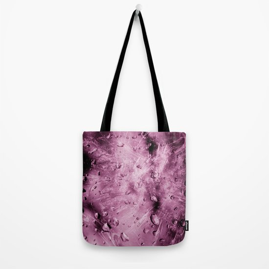 Wild drops Tote Bag
