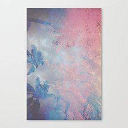 DESERT ICE Canvas Print