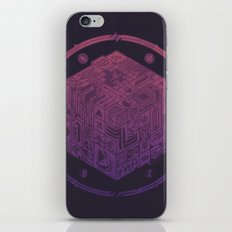 The Folly of Time and Space, Explained iPhone Skin