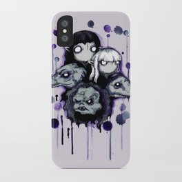 The Purple Shard iPhone Case