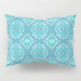 Ocean Melt Kaleido Pattern Pillow Sham
