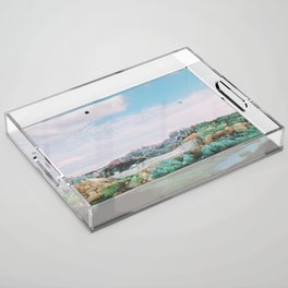 SVNVVTN Acrylic Tray