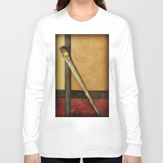 Artist Brush Long Sleeve T-shirt