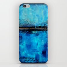 Looking down and into iPhone & iPod Skin