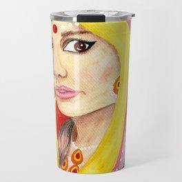 Bengali Princess Travel Mug