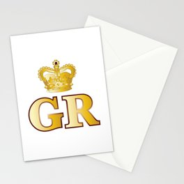 Georges Reign Stationery Cards