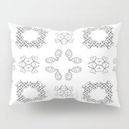 Celtic Kisses Pattern Pillow Sham