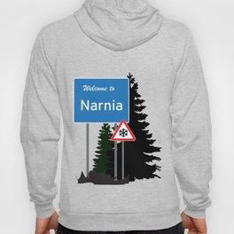 Narnia traffic Hoody