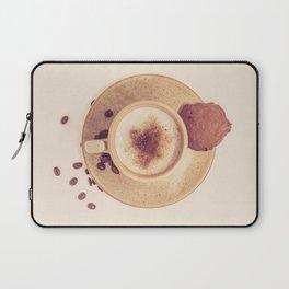 Vintage Coffee Love Photography Laptop Sleeve