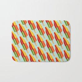 Popsicle Pattern- Bingo Bomb Bath Mat