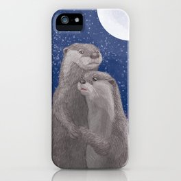 Under the Moonlight iPhone Case