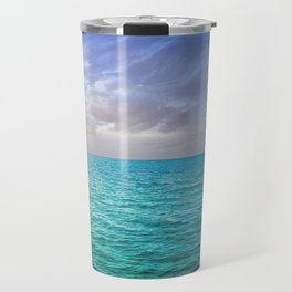 Caribbean Sea Travel Mug