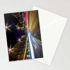 Light Trails 2 Stationery Cards