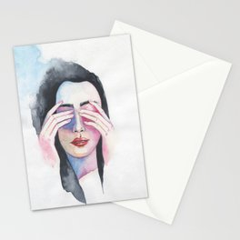 Calm. Breathe Stationery Cards
