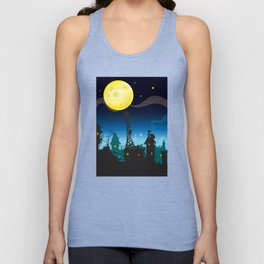 It must be Cheese Unisex Tank Top