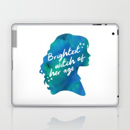 Brightest Witch of Her Age Laptop & iPad Skin