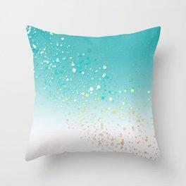 Dotty Vibe Throw Pillow