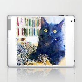 Alfred Watercolor Laptop & iPad Skin