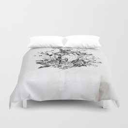 You always spring to mind Duvet Cover