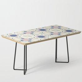 Pastel Tile Coffee Table