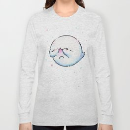 Shy Ghost Long Sleeve T-shirt