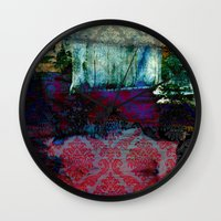 ethnic Wall Clocks featuring Ethnic by haroulita