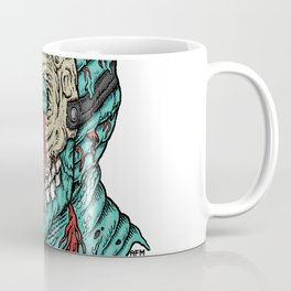 Undead Jason Coffee Mug
