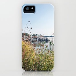 You'll Find Me at the Lake, Wisconsin iPhone Case