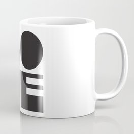 Square Love Coffee Mug
