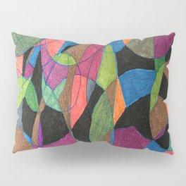Intertwining Circles Pillow Sham