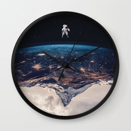 New Horizon Wall Clock