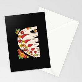 Matrioshka Elephants (large) Stationery Cards