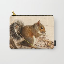 Squirrels Meal Carry-All Pouch