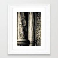 architecture Framed Art Prints featuring Architecture by Sébastien BOUVIER