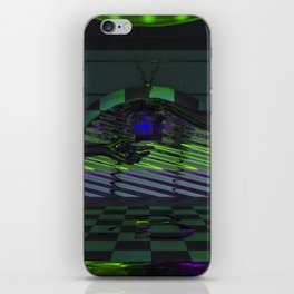 The Container iPhone Skin