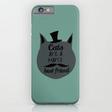 Cat Quote iPhone 6s Slim Case